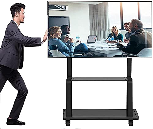 Soporte de TV Mejorado para TV de 32 Pulgadas para pies de Pedestal de TV de 40 Pulgadas Compatible con Soporte de TV Base con Tornillos