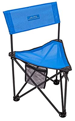 ALPS Mountaineering Grand Rapids Chair/Stool, Blue, One Size