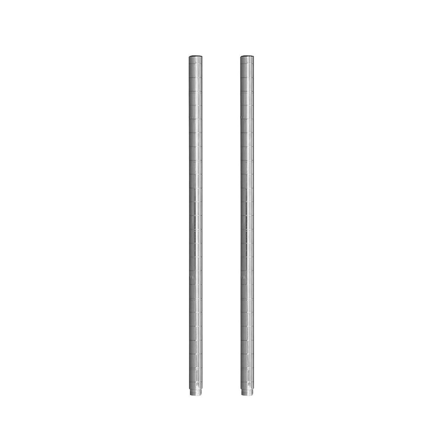 相対的綺麗な切るルミナス ポール径25mm用パーツ ポール(支柱) 延長用ポール 61.5cm(2本セット) 高さ61.5cm ADD-P2560