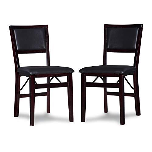 Linon Keira Folding Chair Set