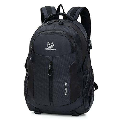 N-B 35L Waterproof Hiking Backpack Travel Trekking Backpacks Sport Bag Outdoor Climbing Mountaineering Bags Hike Pack