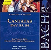 Church Cantatas-Volume. 58