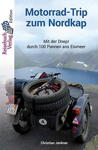 Motorrad-Trip zum Nordkap: Mit der Dnepr durch 100 Pannen ans Eismeer