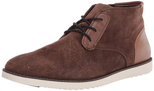 Dr. Scholl's Shoes Women's Scrambler Mid Shaft Boots Calf, Chocolate Brown, 10.5