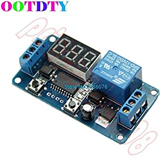 Paul My Home Automation Delay Timer Control Switch Module Digital Display LED 12V DC APR12 100% New