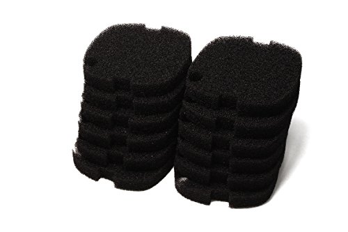 LTWHOME Replacement Bio-Foam Filter Pads Fit for Marineland C-160 & C-220...