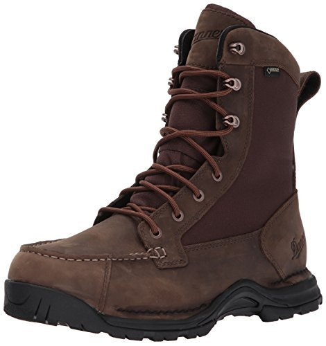 "Danner Men's 45026 Sharptail 8"" Gore-Tex Hunting Boot, Dark Brown - 10 D"
