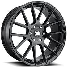DUB 4 S205 Luxe 22x9.5 6x135 +30mm Gloss Black Wheels Rims 22