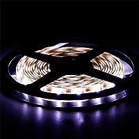 プレミアム ベッドルーム用LEDストリップライト、LEDストリップライトリモートUSBタッチストリップのLEDライトが付いています プロフェッショナル&アップグレード済み (Color : White light 7000K, Size : 4 m)