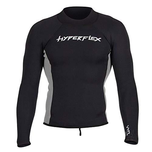 Hyperflex VYRL - Chaqueta de Surf para Hombre (1,5 mm)