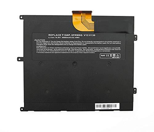 Hubei 11.1V 3000mAh 0449TX 0NTG4J 0PRW6G PRW6G T1G6P Laptop Battery For Dell Vostro V13 V130 V1300 V13Zh