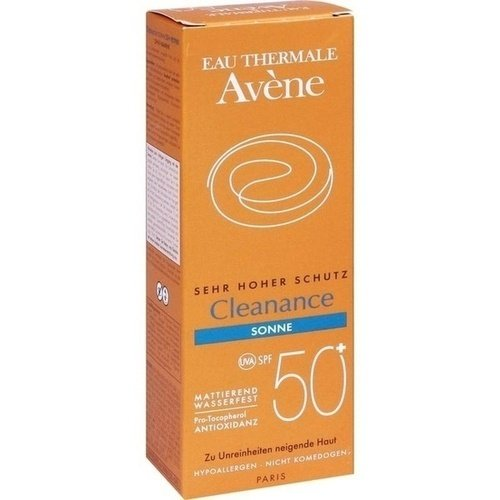 AVENE Cleanance Sonne SPF 50+ Emulsion, 50ml