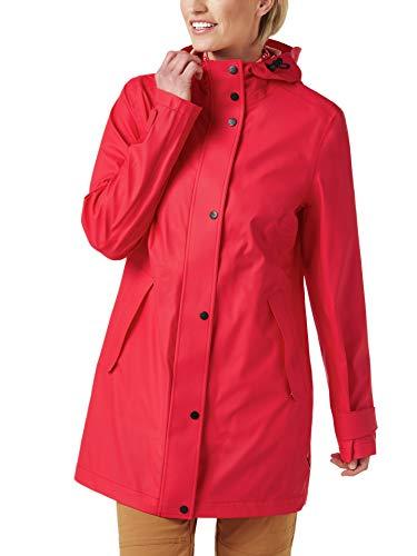 Klepper Damen Aquastop Regenjacke einfarbig Lotus 21