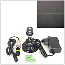 Focusable 1668 520nm Line Generator Laser Diode Module by Osram PL520 LD in Laser Swamp Cutting Machine Locator