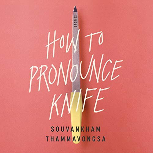 How to Pronounce Knife cover art