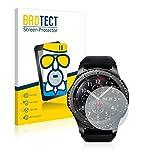 BROTECT Entspiegelungs-Panzerglasfolie kompatibel mit Samsung Gear S3 Frontier / S3 Classic - Anti-Reflex Panzerglas Schutz-Folie Matt