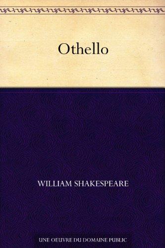 Couverture du livre Othello