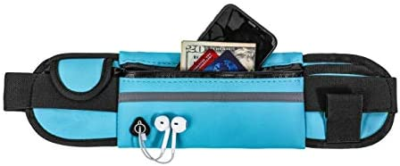 20% off Waist Packs in Black & Blue