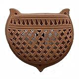 Arredo Etnico Applique Parete Lampada Terracotta Tunisina Marocchina 2007210832