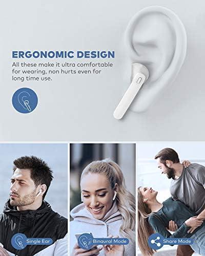 Hntmao, IPX7, Waterproof Bluetooth Earbuds