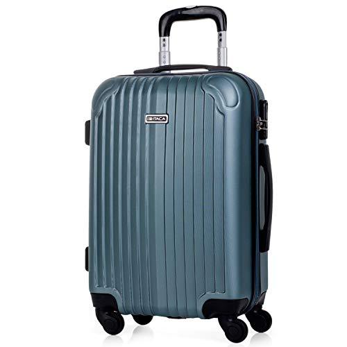 ITACA Sevron koffer, L