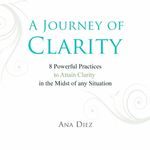 A Journey of Clarity audiobook cover art