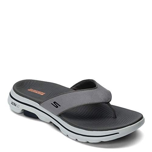 Skechers mannen Go Walk 5 Flip Flops