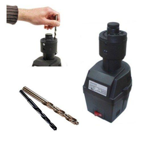 Afilador de puntas de taladro eléctrico afilador de 3 a 10 mm, muela de piedra, 70 W
