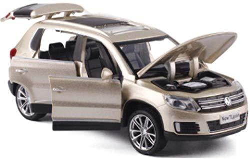 1: 32 Aleación SUV Tira del Juguete Modelo de Coche, Flash