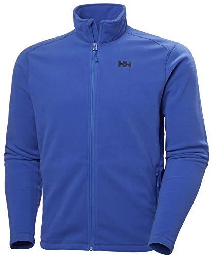 Helly Hansen Daybreaker Fleece Jacket - Chaqueta con forro polar para hombres, con tecnología Polartec y diseñada para cualquier actividad casual o deportiva Hombre