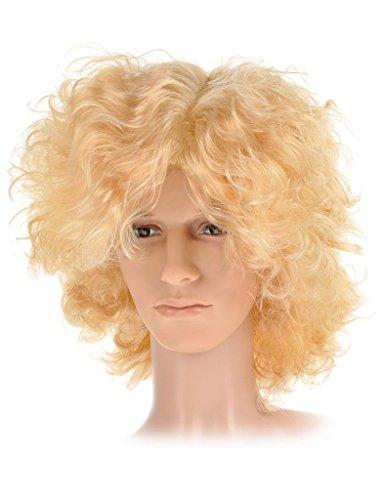 Perücke: Motiv »Tommy«, Lockenkopf, blond