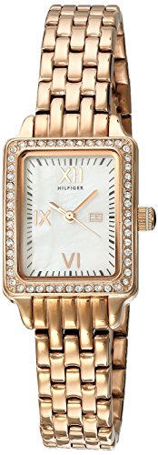 1781128 Tommy Hilfiger Whitney Rose Gold-Tone Ladies Watch