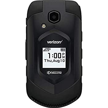 Amazon Com Kyocera Duraxv Lte E4610 Non Camera Verizon Wireless Rugged Waterproof Flip Phone Renewed