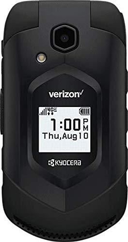 Kyocera DuraXV LTE E4610 Non-Camera Verizon Wireless Rugged Waterproof Flip Phone (Renewed)