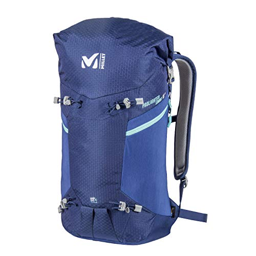 MILLET Unisex-Adult PROLIGHT SUM 18 Rucksack, Blue Depths, 25x56x55 centimeters (W x H x L)