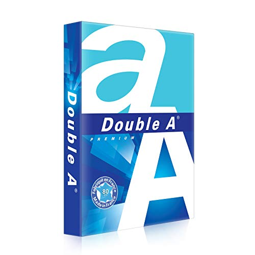 Double A, A4 Ream Paper, A4 80 gsm, 1 Ream, 500 Sheets