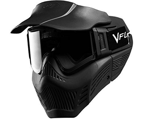 GI Sportz Paintball Maske VForce Armor Field-Vision Gen 3 Thermal- schwarz