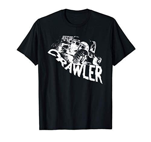 RC Car Rock Crawler oder Scaling Scale RC Offroad Truck T-Shirt