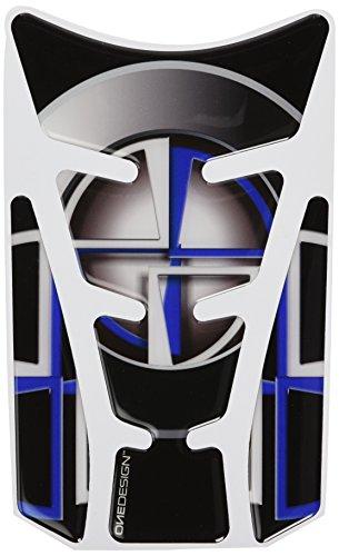 Puig 4718N Protector de deposito, Color Negro y Azul