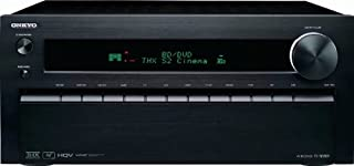 Onkyo TX-NR809 THX Certified 7.2-Channel Network A/V Receiver (Discontinued by Manufacturer)