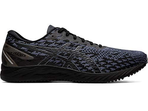 ASICS Men's Gel-DS Trainer 25 Running Shoes, 12.5M, Black/Metropolis