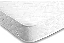 FREE AND FAST DELIVERY, DOUBLE MATTRESS CONTAINS OPEN COIL SPRING WITH MEMORY FOAM Double spring memory foam mattress with luxurious knitted stretch fabric DOUBLE MEMORY FOAM MATTRESS WITH HYPO-ALLERGENIC GRAVITY FREE MEMORY FOAM Mattress is compress...