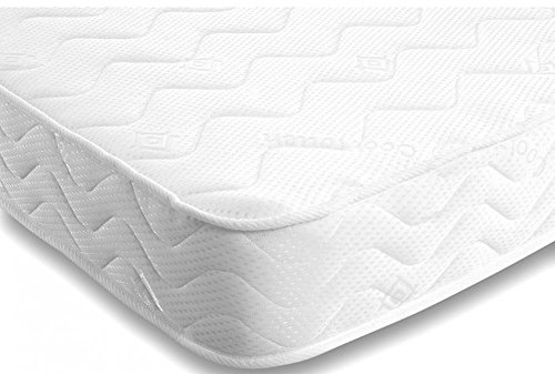 Comfy 3ft Single Mattress Spring Memory Foam - (3ft x 6ft3 Single Mattress)