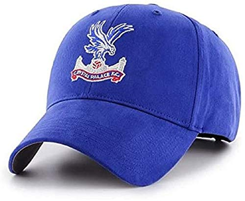Crystal Palace FC Authentic EPL Brand Royal Baseball Cap