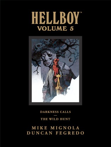 [(Hellboy Library Edition: Darkness Calls - the Wild Hunt Volume 5)] [ By (artist) Duncan Fegredo, By (author) Mike Mignola, Edited by Scott Allie ] [July, 2012]