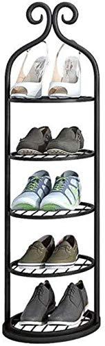Ranura de calzado ajustable Organizador de zapatos Zapato estante multicapa hierro zapato...