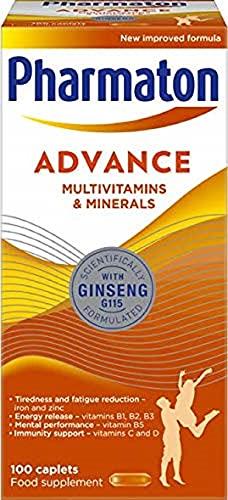 Pharmaton Advance Multivitamin And Miner…