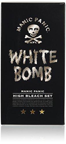 manic panic(マニックパニック) ホワイトボム ハイブリーチセット