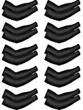 Best Arm Sleeves - 10 Pairs Cooling Sun Sleeves UV Protection Arm Review