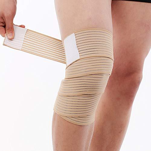 Sports Elastic Bandage Wrapped Support Compression Bandage Brace